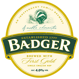 Badger First Gold