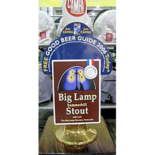 Big Lamp Summerhill Stout