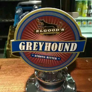 Elgood's Greyhound Strong Bitter
