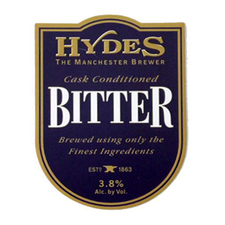 Hydes Traditional Bitter