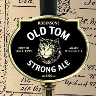 Robinson's Old Tom Strong Ale