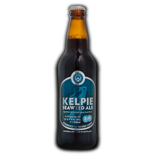 Williams Kelpie Organic Seaweed Ale