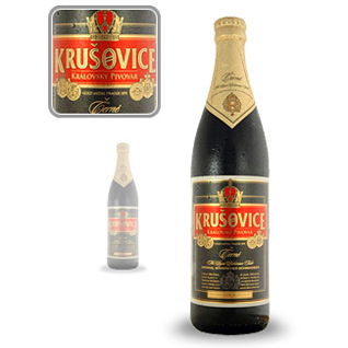 Krusovice Dark Beer